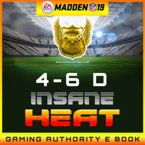 46 Defense Heat Ebook - madden ebooks