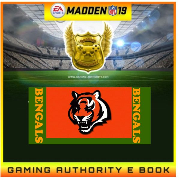 madden ebooks bengals cover image